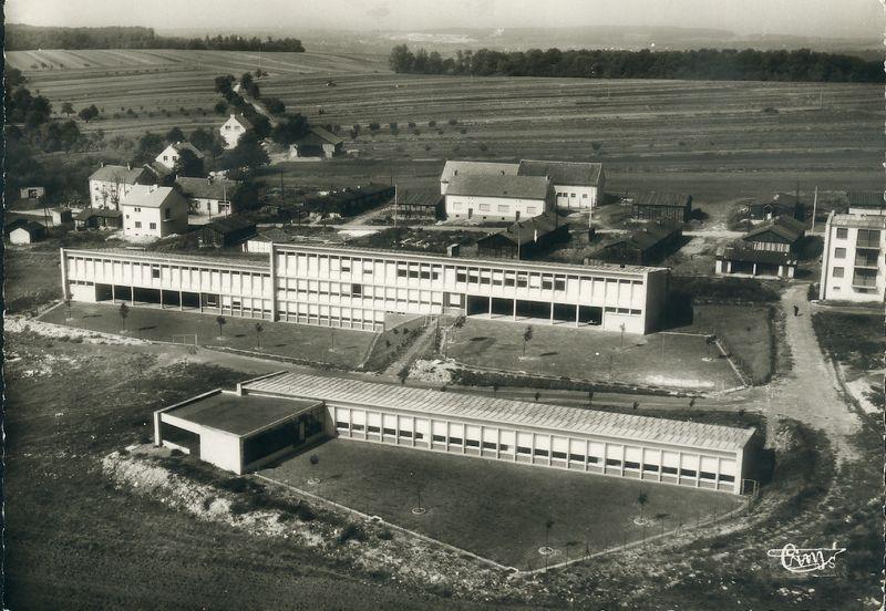 Vue Aériennes avant 1965