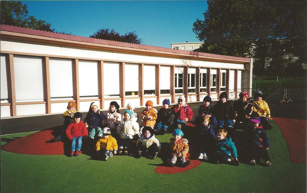 Ecole mixte – à partir de 1975
